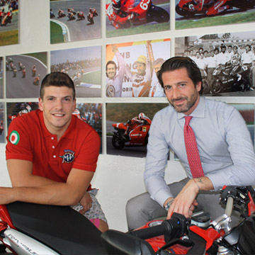 MV Agusta continues alone in Supersport & SBK