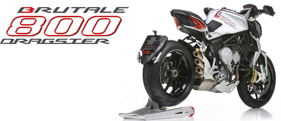 Brutale 800 Dragster, the meaner MV Agusta