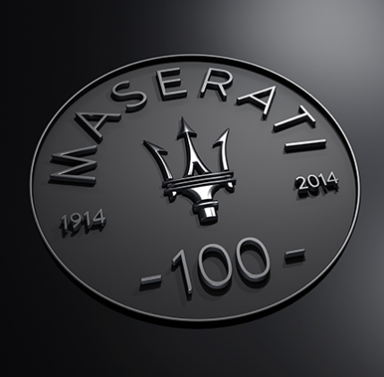 "MASERATI 100  ""A Century of Pure Italian Luxury Sports Cars"""