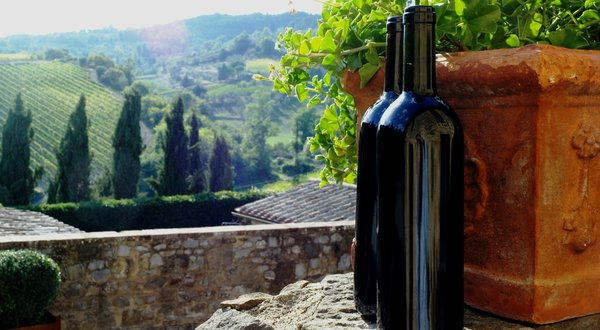 Wines, fine landscapes and art of Tuscany