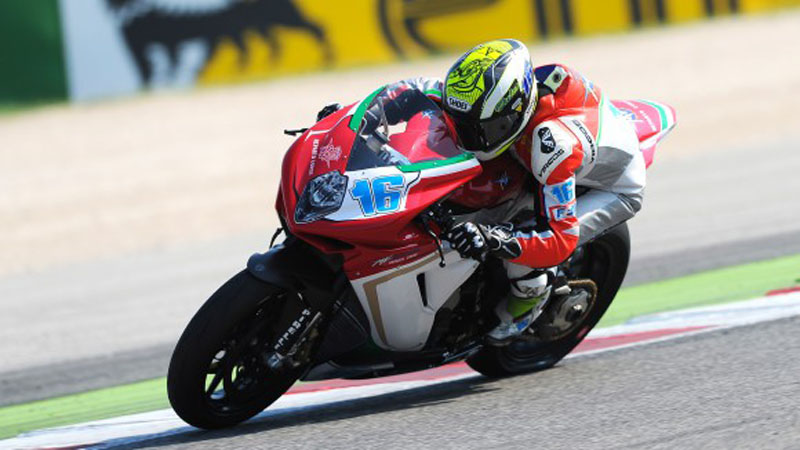 Guided motorcycle tours: MV Agusta tour WSBK RIDE
