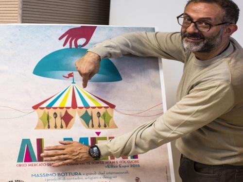 Rimini: Massimo Bottura opens Al Meni